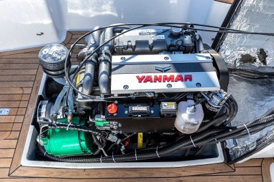 Yanmar Hybrid