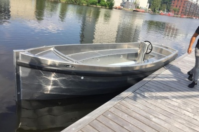 Eagle Boats powered by Combi