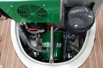 Combi Inboard IPM