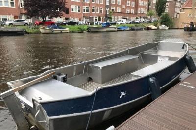 Boot verhuur bedrijf met 15 boten in Amsterdam - Boaty